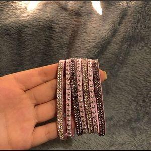 Violet Urban Sparkly Bracelet 💜✨